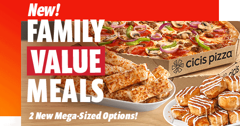 New MEGA-SIZED Family Value Meals